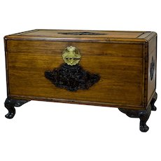 Chinese Chest, Circa the Early 20th Century