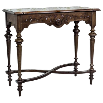 Eclectic Wall Table, Circa the 19th Century