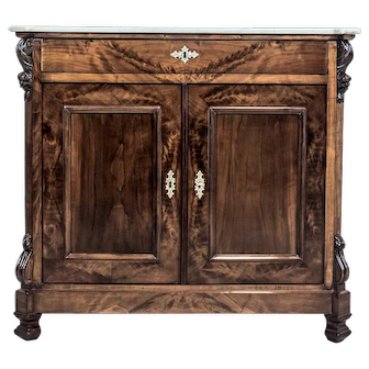Louis Philippe Cabinet, Circa the 2nd Half of the 19th Century