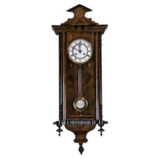 Wall Clock, Circa the Late 19th Century