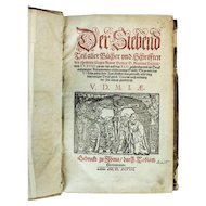 Martin Luther, Scripts – Volume VII, Circa 1598