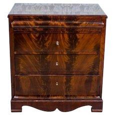 Biedermeier Dresser-Vanity Table, Circa 1960