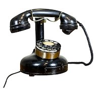Telephone with a Rotary Dial, Circa 1940