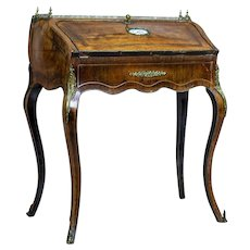 Louis XV Lady's Writing Desk from the 18th Century