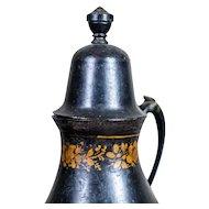 19th-Century Tin-Lead Samovar