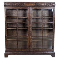 Glazed Cabinet/Showcase from the Interwar Period