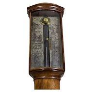 19th-Century J.J.B.M Lisbon RN Desterro 16 a 22 Mercury Barometer