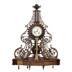 19th-Century Mantel Clock