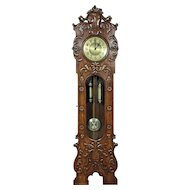 Grandfather Clock, circa 1910