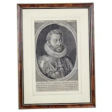 Graphic / Rudolf II, Holy Roman Emperor