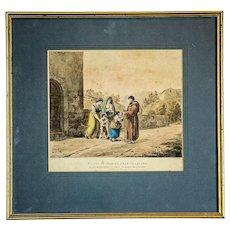 Lithography, Circa 1820