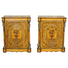 A Pair of Cabinets from the 19th Century