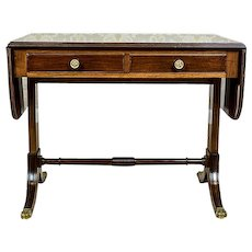 "English Table in the ""Sofa Table"" Type, Circa 1890"