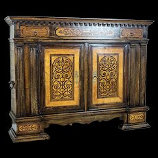 Neo-Renaissance Commode/Cupboard from the 19th Century