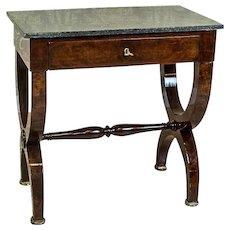 Charles X Table/Console, Circa 1830