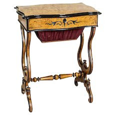 Sewing Table, Circa 1870