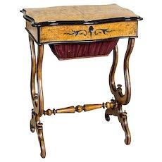 Sewing Table, Circa 1870