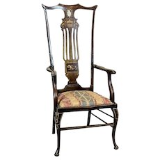 English Armchair, Circa 1870