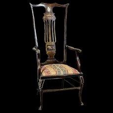 English Armchair, Circa 1870