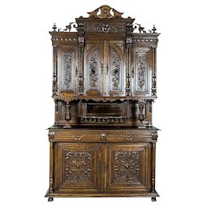 Neo-Renaissance Cupboard/Buffet, Circa the 19th Century