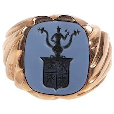 Signet Ring Gold
