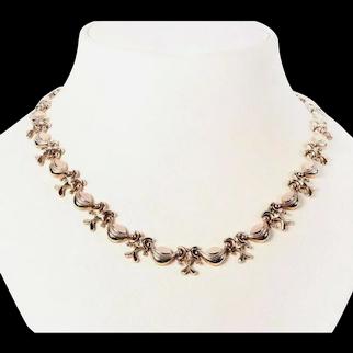 Antique 14k gold necklace