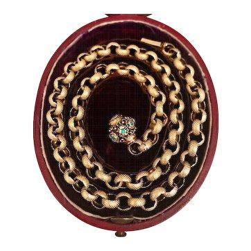 A Beautiful Georgian necklace