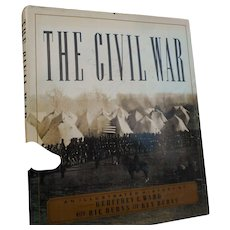 1990 edition with dust jacket American Civil War  illustrated by G Ward