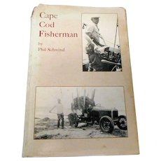1974nedition of a Cape Cod Fisherman with dust jacket