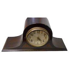 Vintage Seth Thomas pendant mantle no 89 8 day clock