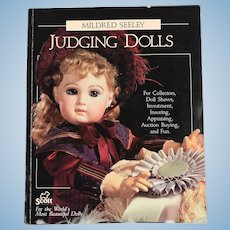 Judging Dolls Book by Mildred Seeley