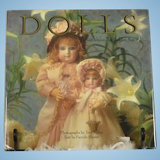 Dolls, Portraits from the Golden Age Book by Kelley and Sherer