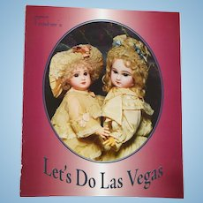 """Let's Do Vegas"" Frasher Auction Catalogue"