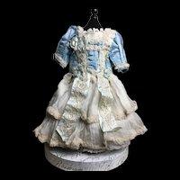 ~~BREATHTAKING~~ French Bebe Silk Costume Made by Annette (When Dreams Come True)