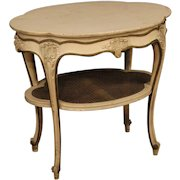 20th Century Italian Living Room Coffee Table In Lacquered Wood
