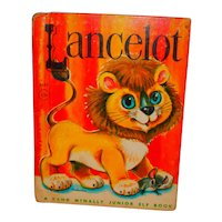 Lancelot Junior Elf Children's Picture Book