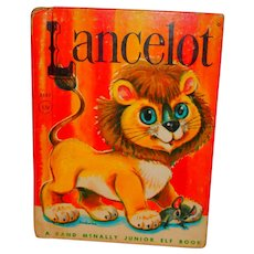 Lancelot Junior Elf Children's Picture Book