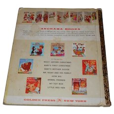 Romper Room Exercise Book A Little Golden Book 1964 Children's Book