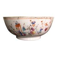 Chinese Yixinglong Bowl Oriental Antique Georgian c1810