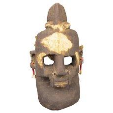 Dogon African Tribal Mask Vintage c1950