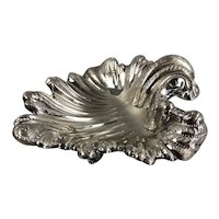 Sterling Silver Dish Antique Sheffield 1897