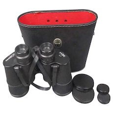 Pair Of Combifoto Binoculars Vintage 20th Century
