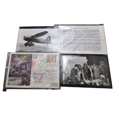Secret Army Television Programme Cast Autographs Limited Edition Vintage c1980.