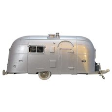 American Die cast Streamlined Caravan Toy Vintage 20th Century.