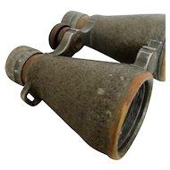 WW1 German NCO Field Glasses 08 Binoculars