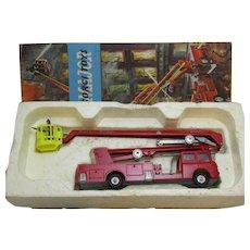 Corgi Toys Simon Snorkel Fire Engine Vintage c1960.