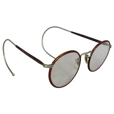 Pair Of Spectacles Vintage 20th Century.