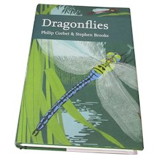 Dragonflies By Philip Corbet & Stephen Brooks Contemporary Reprint.