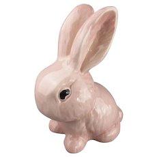 Large Pottery Sylvac Rabbit Vintage c1930