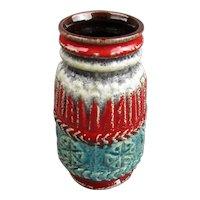West German Bay Keramik Vase Vintage Mid Century c1960